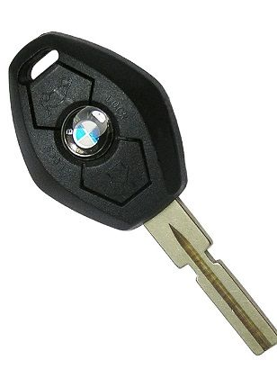 bmw remote key fob 3 button diamond shape repair. Black Bedroom Furniture Sets. Home Design Ideas