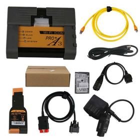 Best Quality BMW ICOM A3+B+C+D Professional Diagnostic Tool with Free Wifi and V2017.12 Engineers software