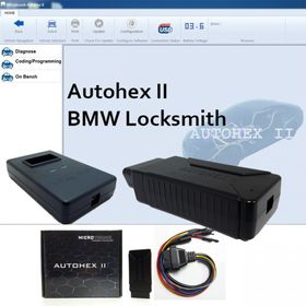 Autohex II HW3 BMW Locksmith