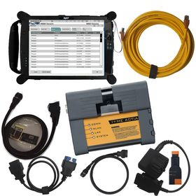 BMW ICOM A2 With V2017.12 Engineers software Plus EVG7 Tablet PC Ready to Use