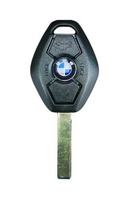 3 Button Remote Key for BMW CAS2 (Aftermarket)